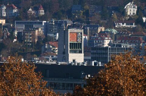 Stuttgarts Stadtrat Hannes Rockenbauch: Kopf-an-Kopf-Rennen erwartet - Land Baden-Württemberg - Reutlinger...