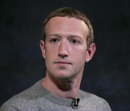 Facebook-Chef Zuckerberg