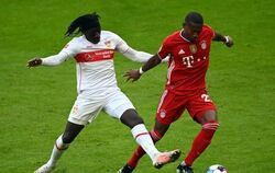 Tanguy Coulibaly und David Alaba