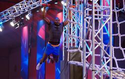 Johnny Kpalete Ninja Warrior