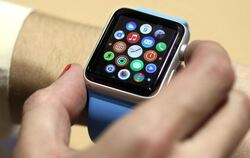 Die Apple Watch ist in aller Munde. Foto: Kay Nietfeld