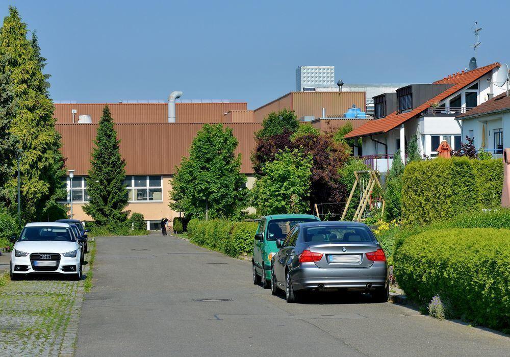Firma Rieber Nachbarn Sauer Wegen Larmbelastigung Reutlingen