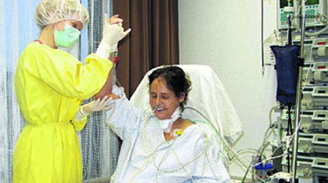 Verliebt patientin physiotherapeut in Verliebt in