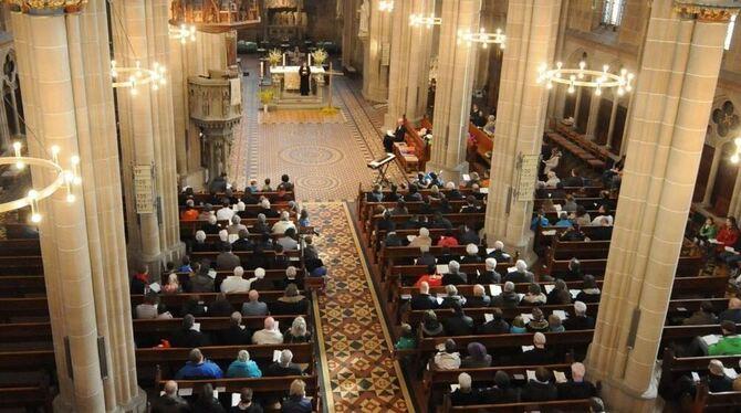Künstler Reutlingen junge künstler der achalm in der marienkirche reutlingen