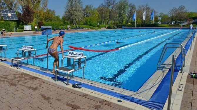 Schwimmbad Heute Offen